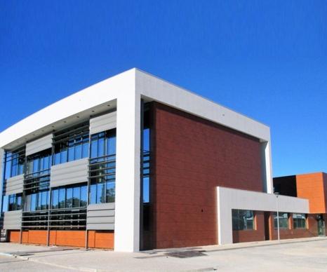 Edifício Administrativo de Albufeira